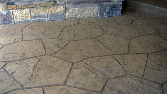 Color and Stamped Concrete Chicagoland