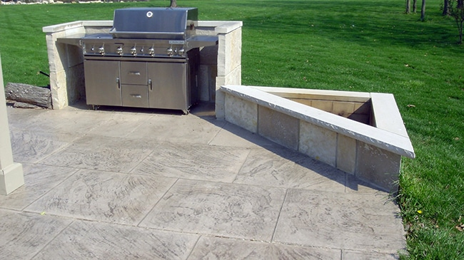 Concrete Patios and Walkways Chicagoland